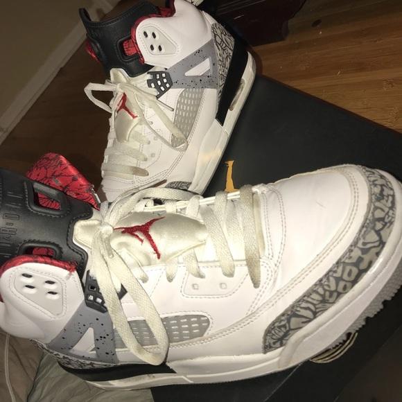 Jordan Shoes   Air Jordan Spizike Size